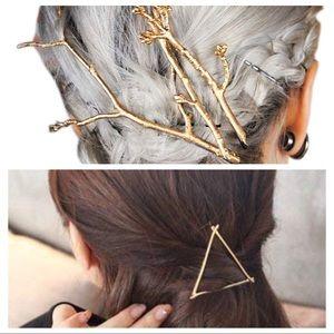 Accessories - BUNDLE! 4 Hair Clips
